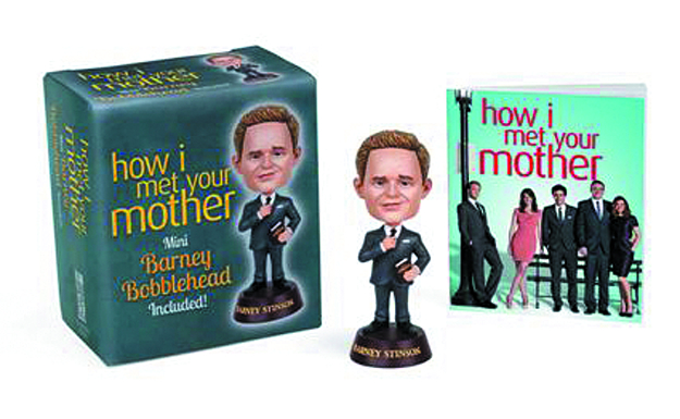 HOW I MET YOUR MOTHER MINI KIT