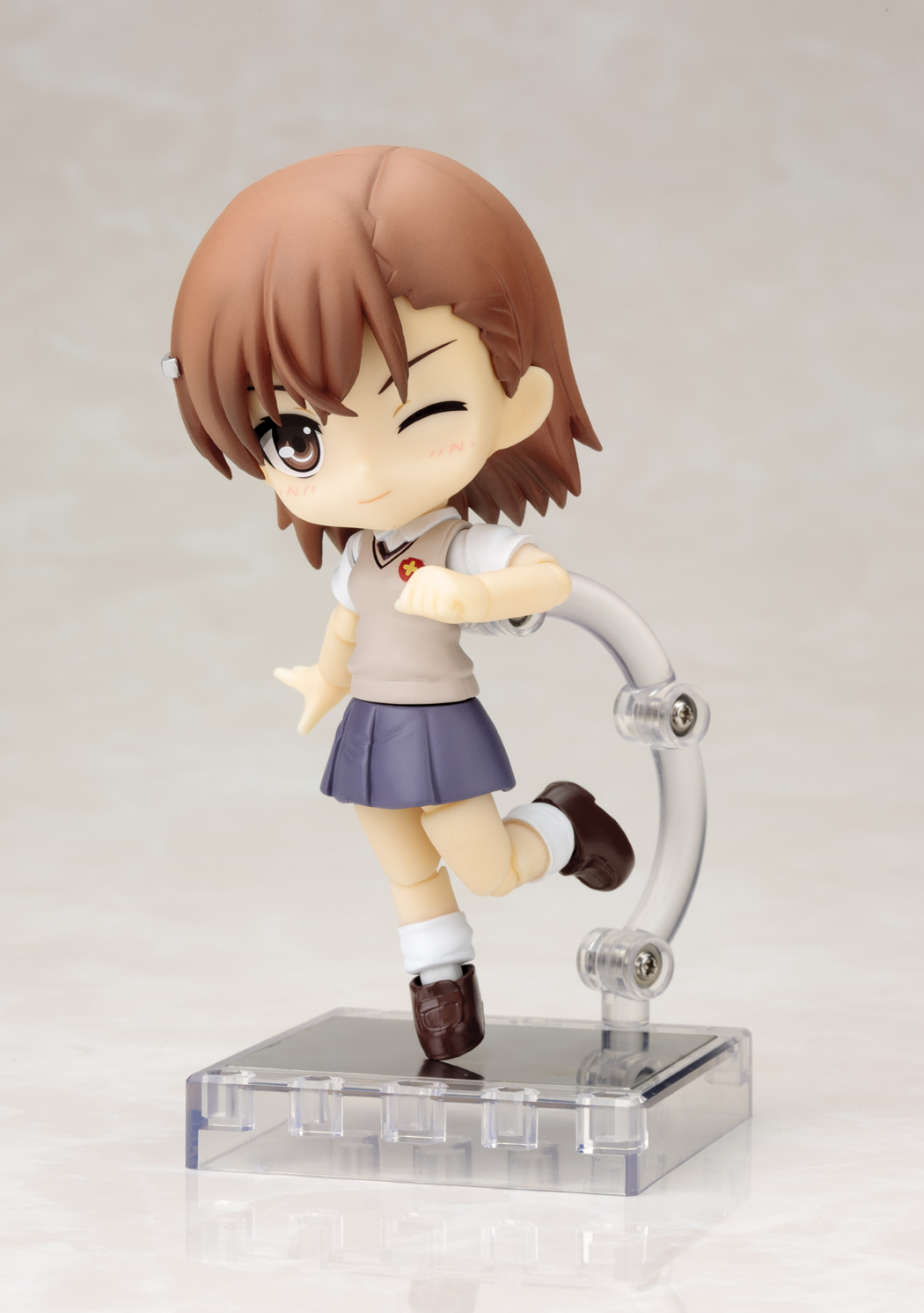CERTAIN SCIENTIFIC RAILGUN S MIKOTO CU-POCHE FIG