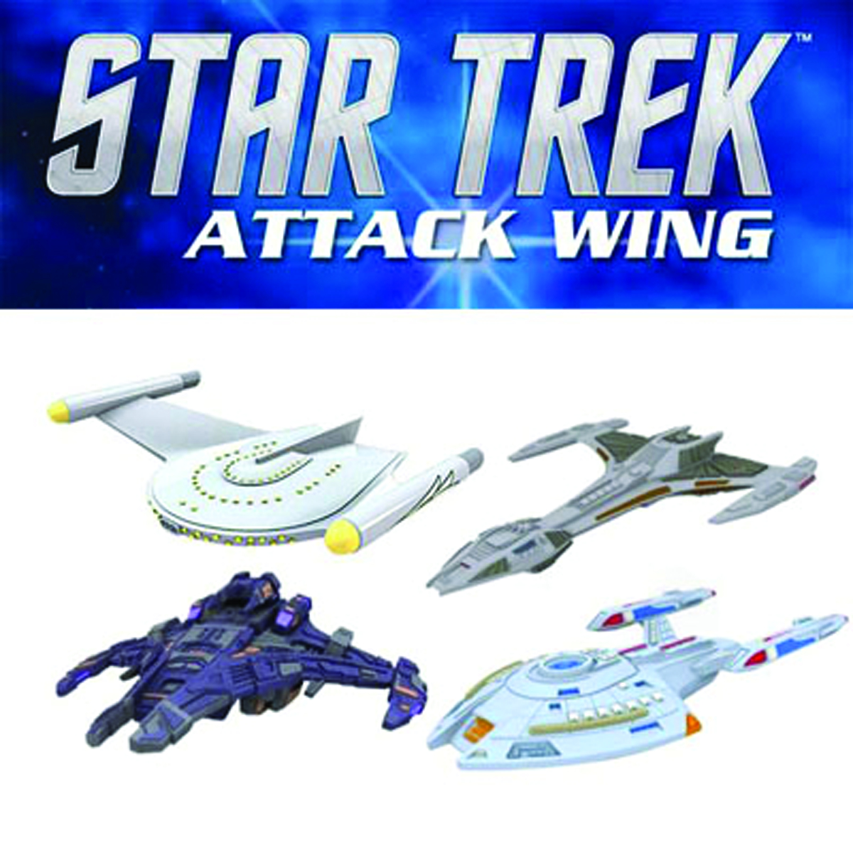 STAR TREK ATTACK WING IKS SOMRAW EXP