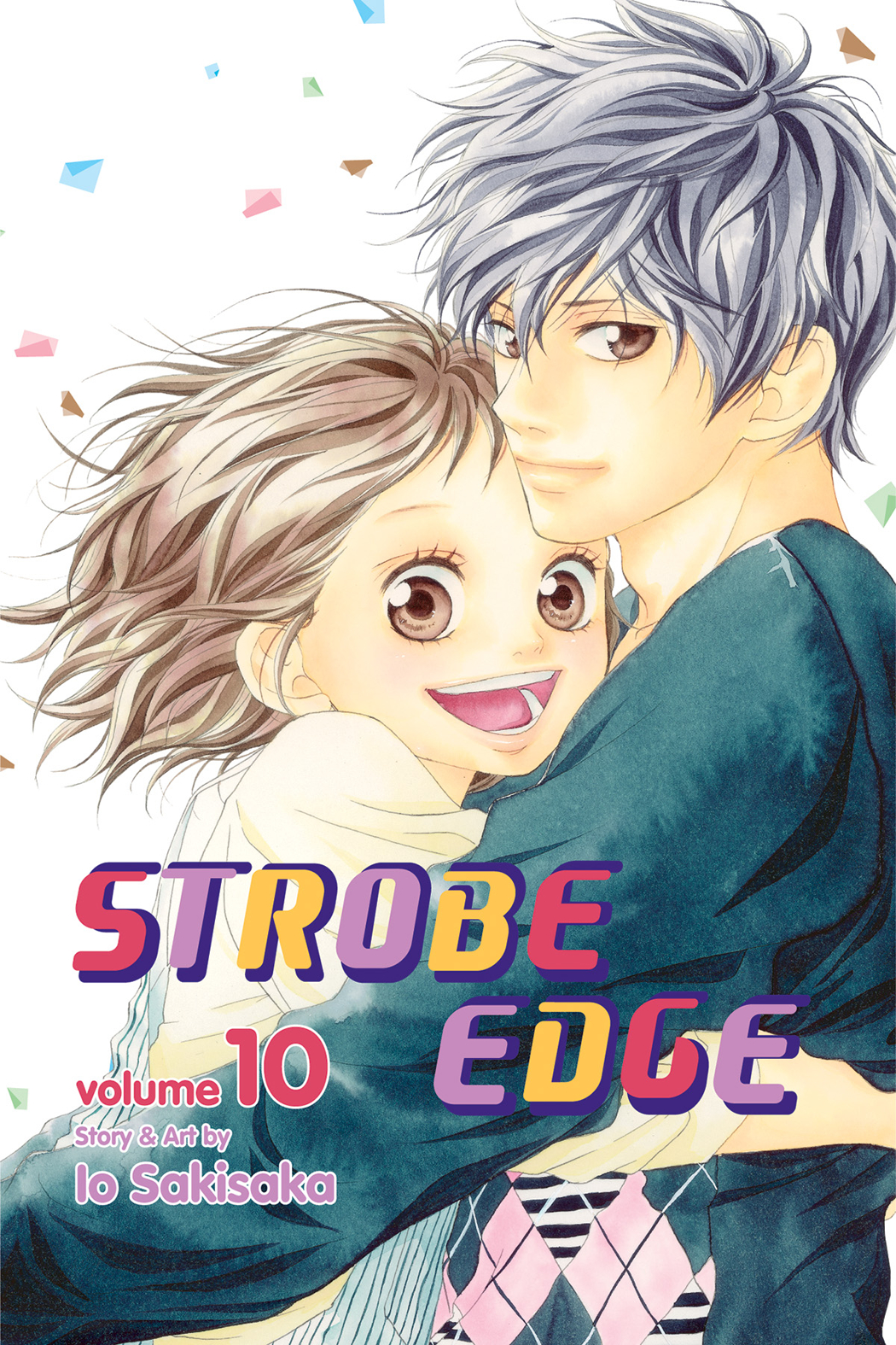 STROBE EDGE GN VOL 10