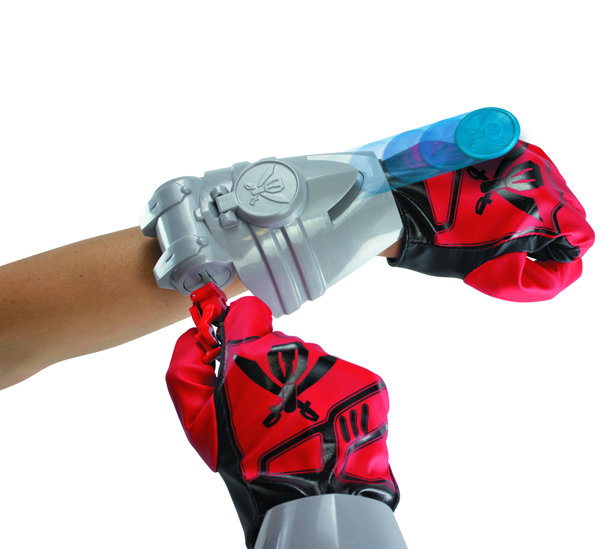 POWER RANGERS SUPER MEGAFORCE DLX HAND GEAR ASST