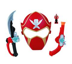 POWER RANGERS SUPER MEGAFORCE TRAINING SET ASST