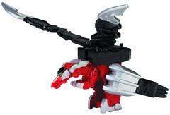 POWER RANGERS SUPER MEGAFORCE ZORD ASST