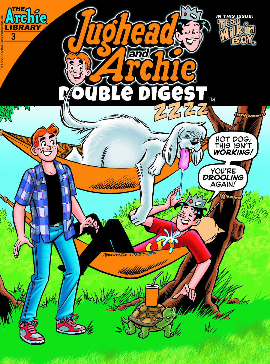 JUGHEAD & ARCHIE DOUBLE DIGEST #3