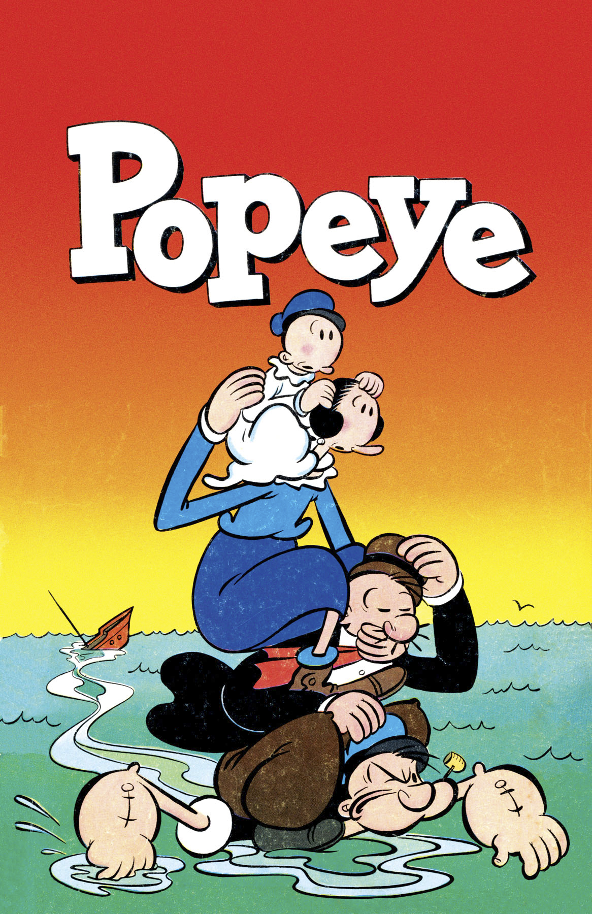 POPEYE CLASSICS ONGOING #22