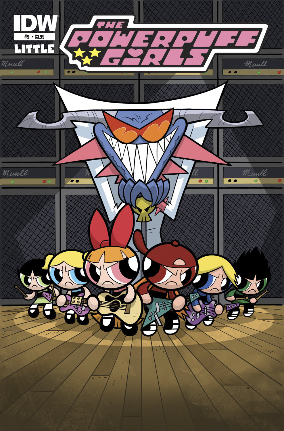 POWERPUFF GIRLS #9