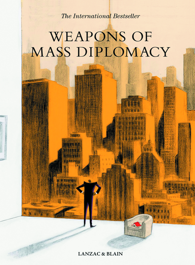 WEAPONS MASS DIPLOMACY GN
