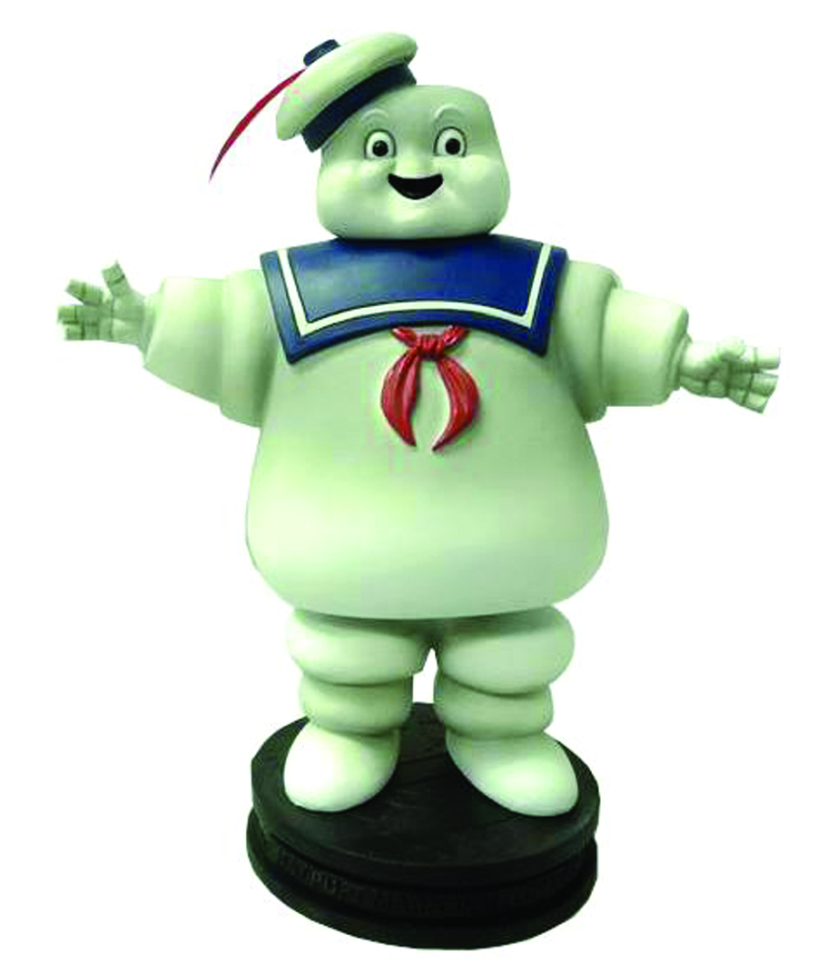 GHOSTBUSTERS STAY PUFT SHAKEM MOTION STATUE