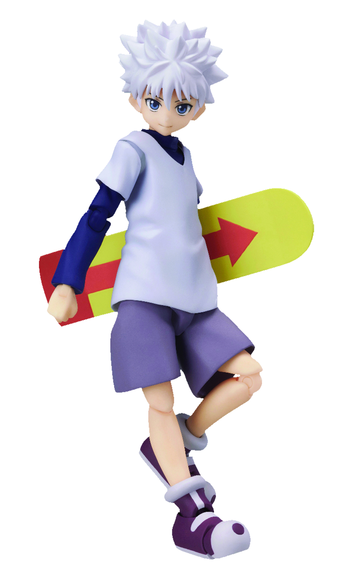 HUNTER X HUNTER KILLUA ZAOLDYECK FIGMA
