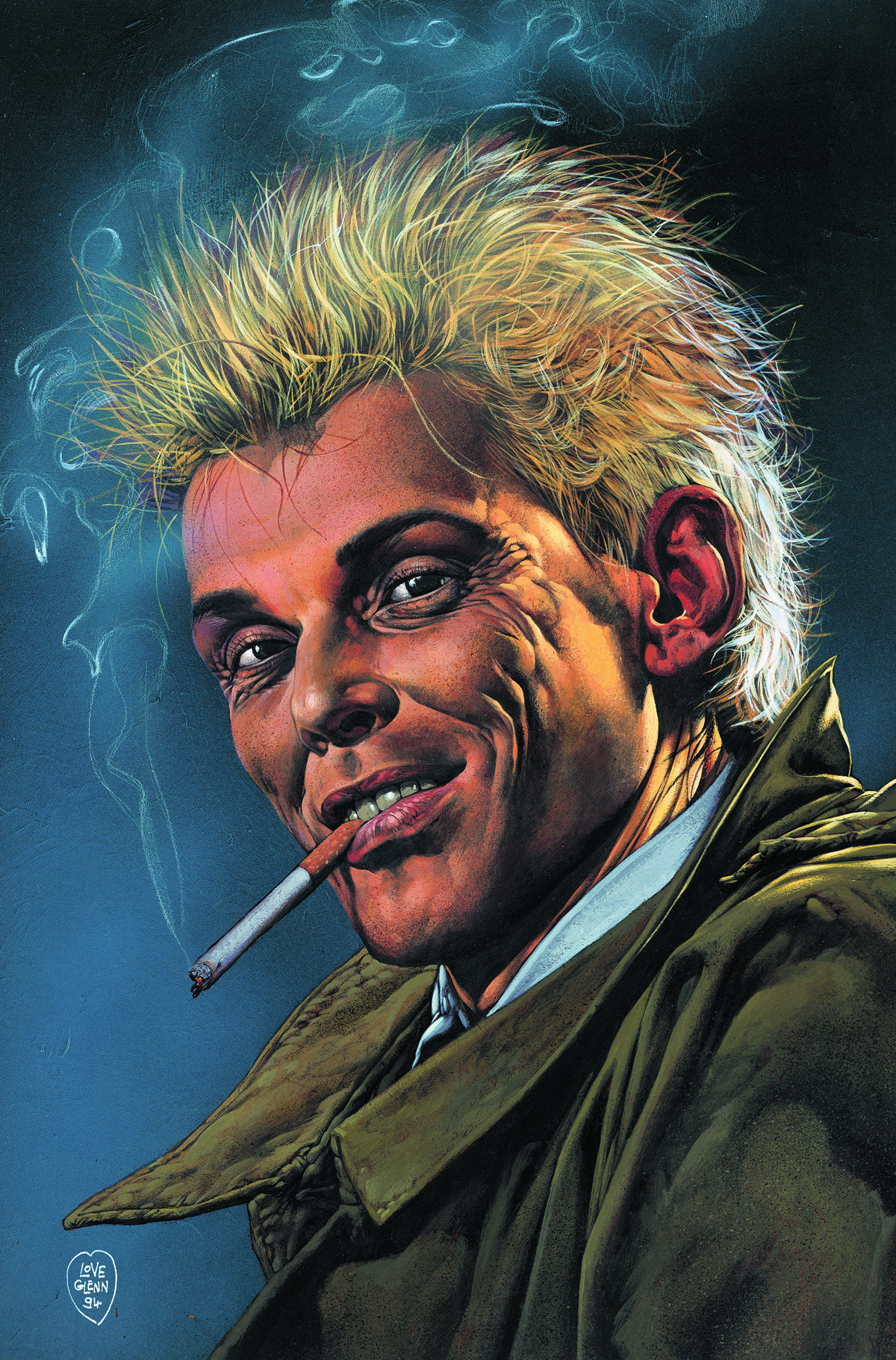 HELLBLAZER TP VOL 08 RAKE AT THE GATES OF HELL