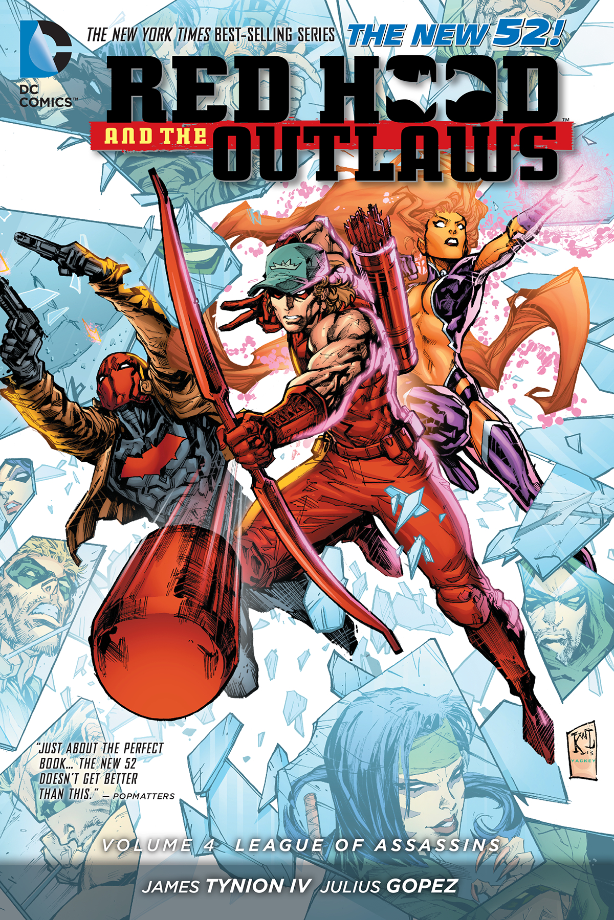 RED HOOD AND THE OUTLAWS TP VOL 04