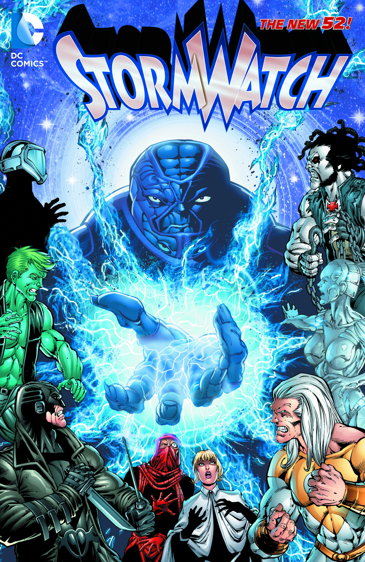 STORMWATCH TP VOL 04 RESET