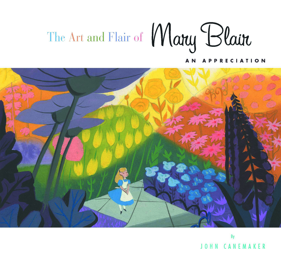 ART & FLAIR OF MARY BLAIR UPDATED ED HC