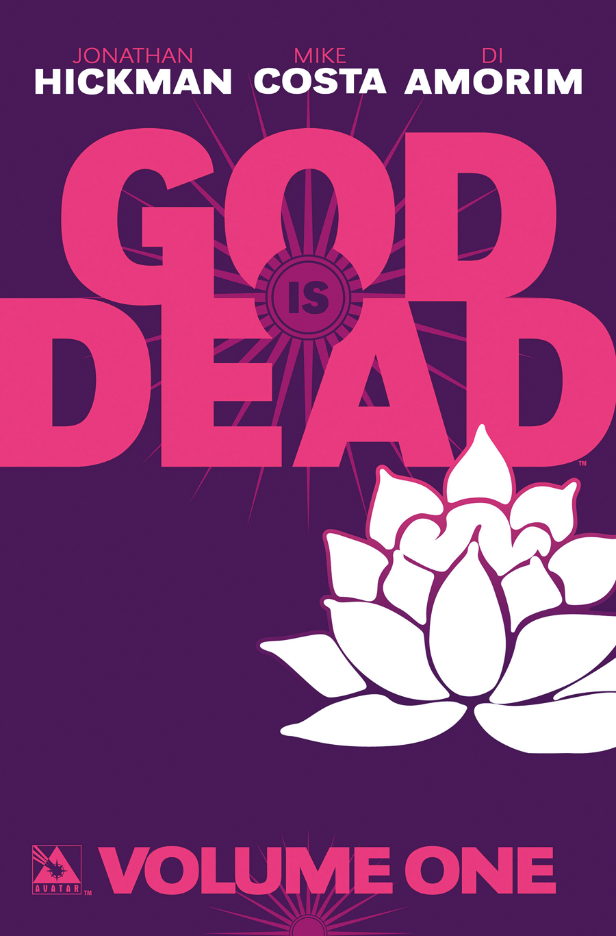 GOD IS DEAD TP VOL 01