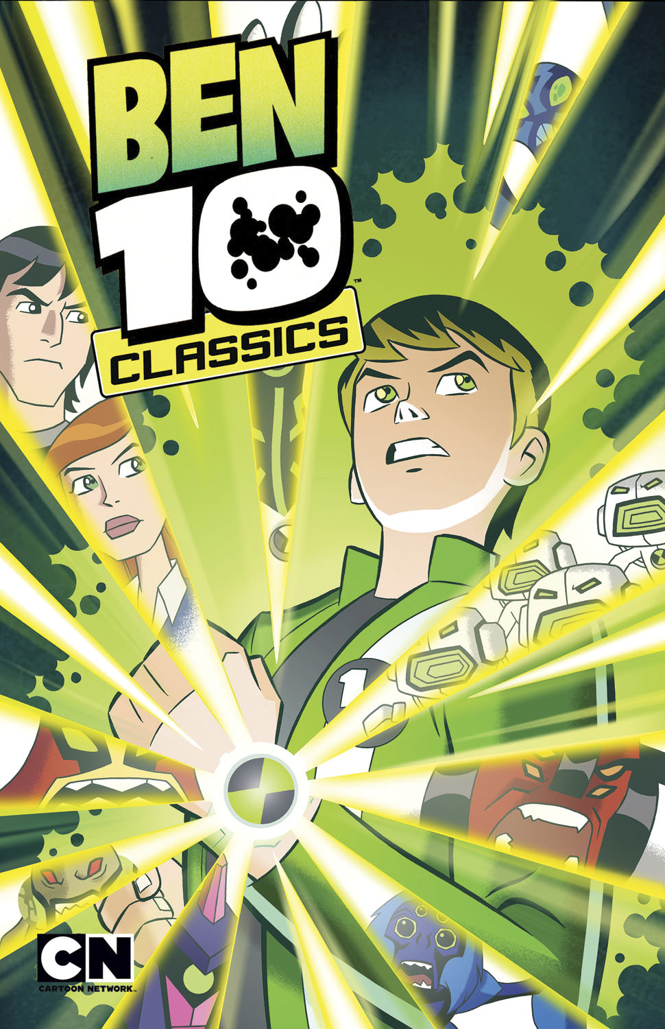 BEN 10 CLASSICS TP VOL 02 BEN A PLEASURE