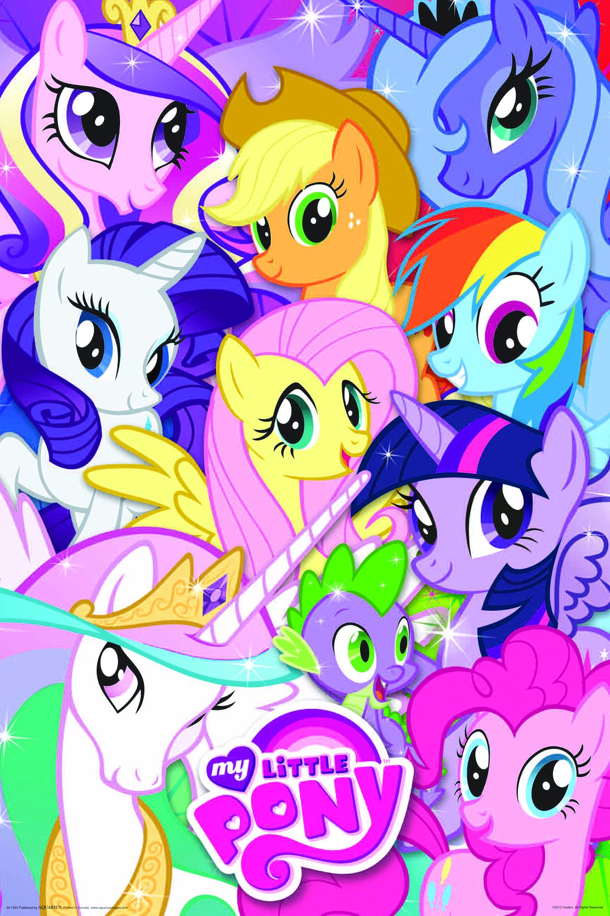 Мой маленький пони: Девочки из Эквестрии – Весенние каникулы