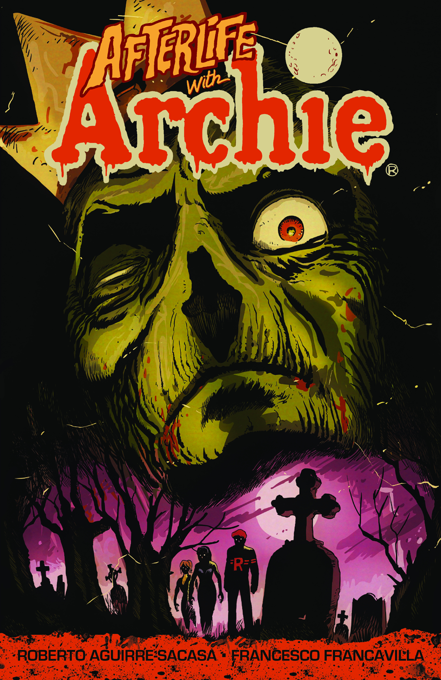 AFTERLIFE WITH ARCHIE TP VOL 01 BM ED (MAR140833) (MR)