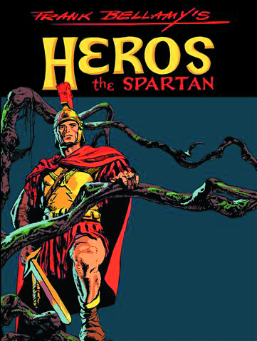 FRANK BELLAMY HEROS THE SPARTAN LTD ED HC