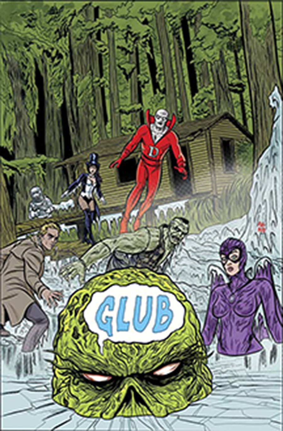 JUSTICE LEAGUE DARK #31 VAR ED