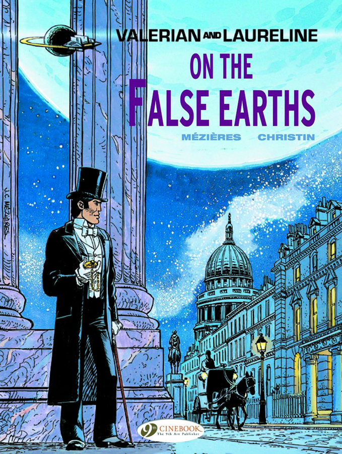 VALERIAN GN VOL 07 ON FALSE EARTHS