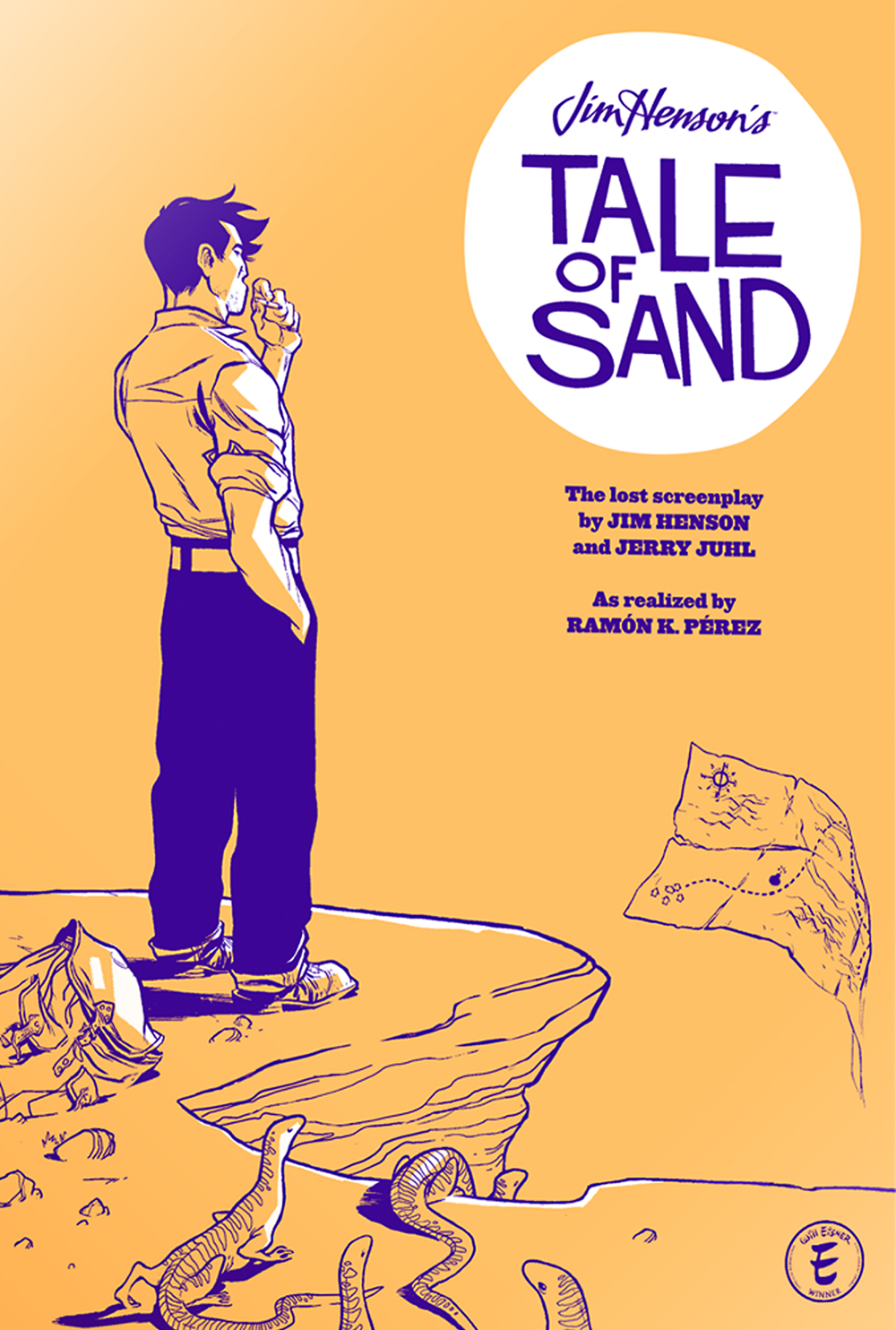 TALE OF SAND HC