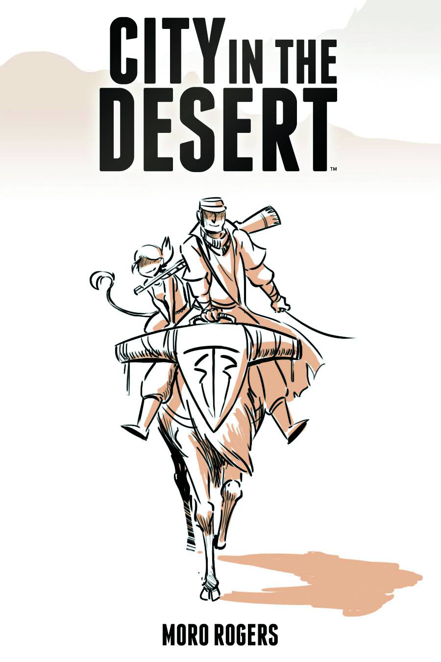 CITY IN THE DESERT HC VOL 01