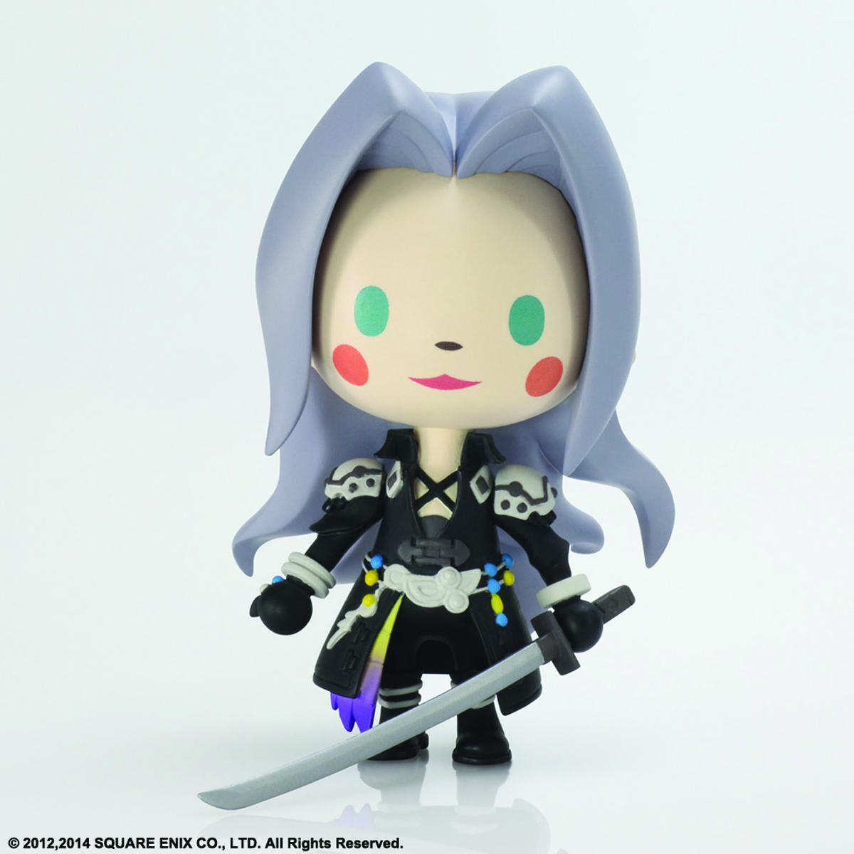 FF STATIC ARTS MINI SEPHIROTH