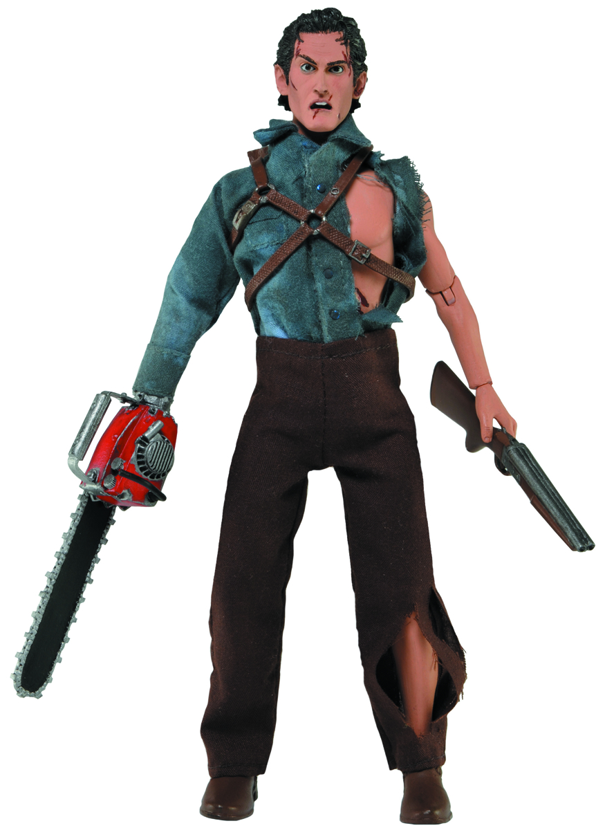 EVIL DEAD 2 HERO ASH 8IN RETRO AF