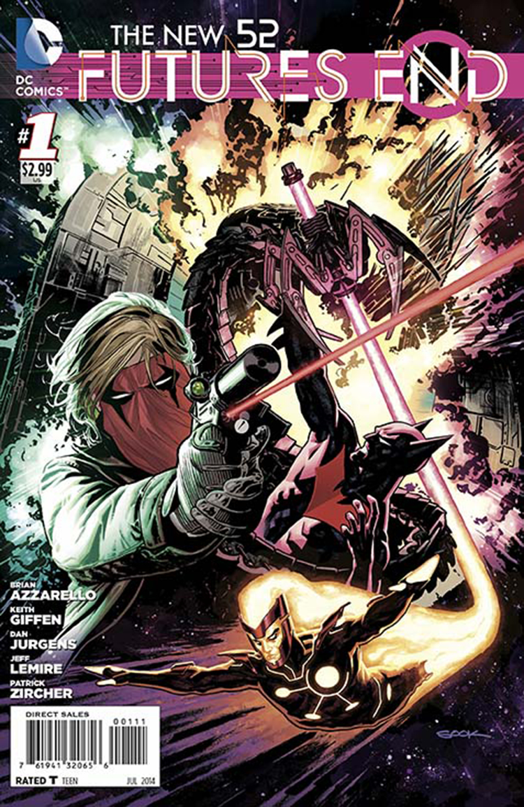 NEW 52 FUTURES END #1