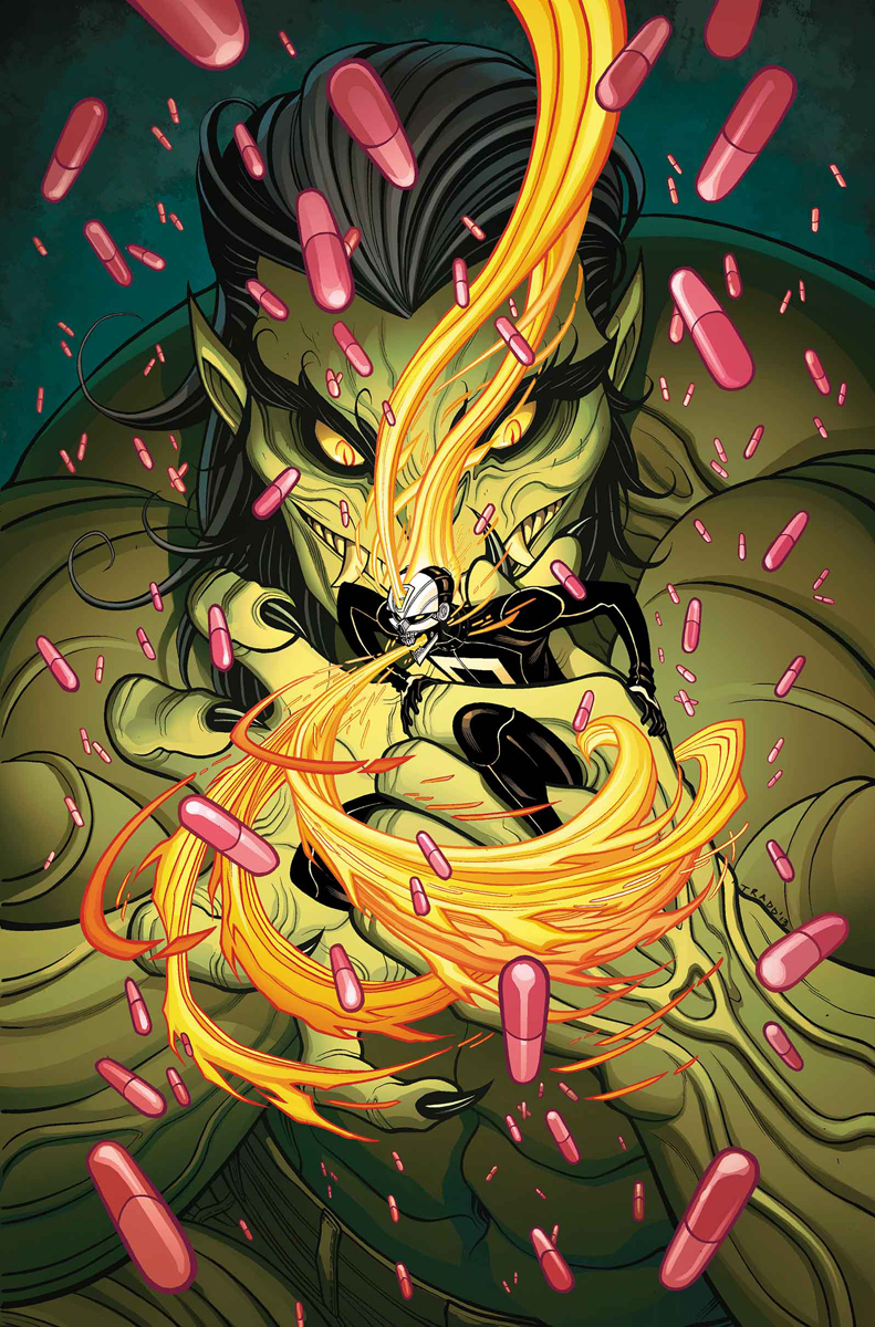 ALL NEW GHOST RIDER #3 ANMN