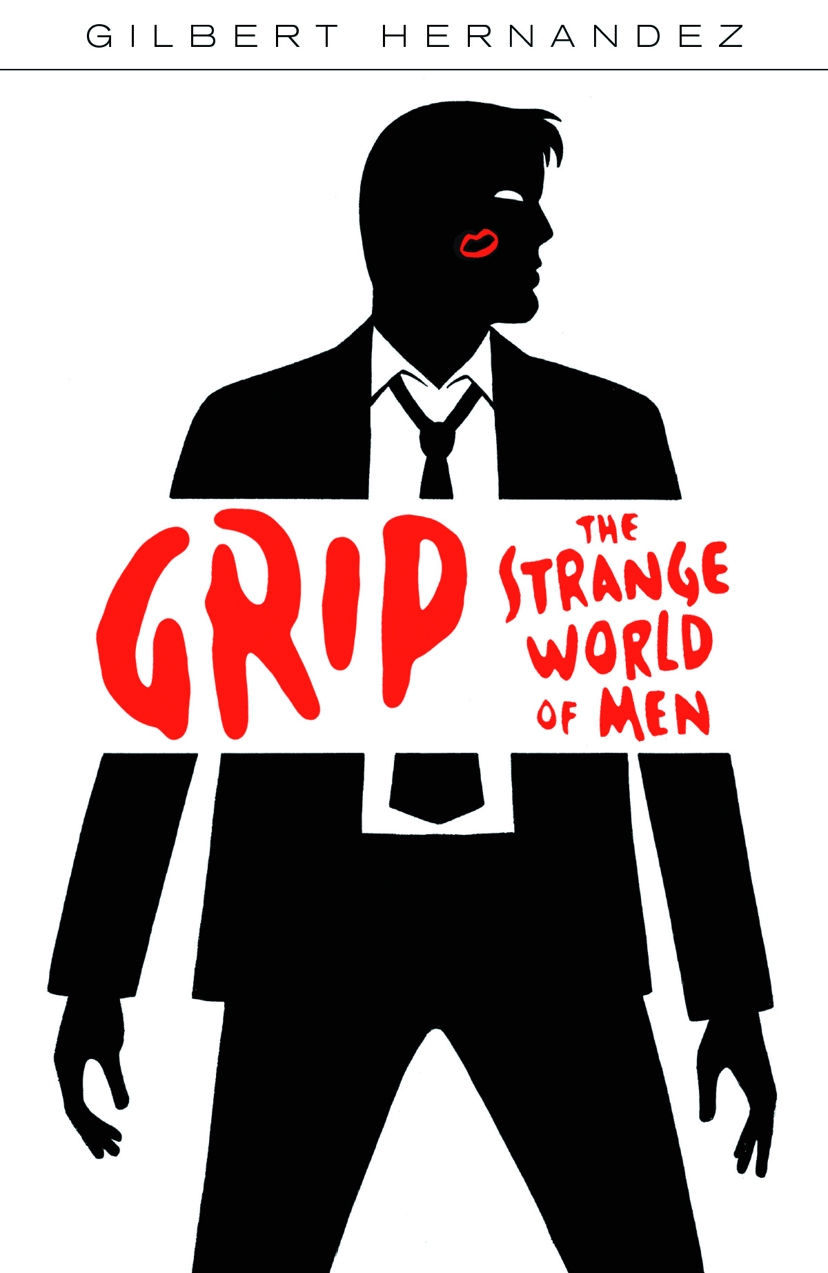 GRIP HC STRANGE WORLD OF MEN