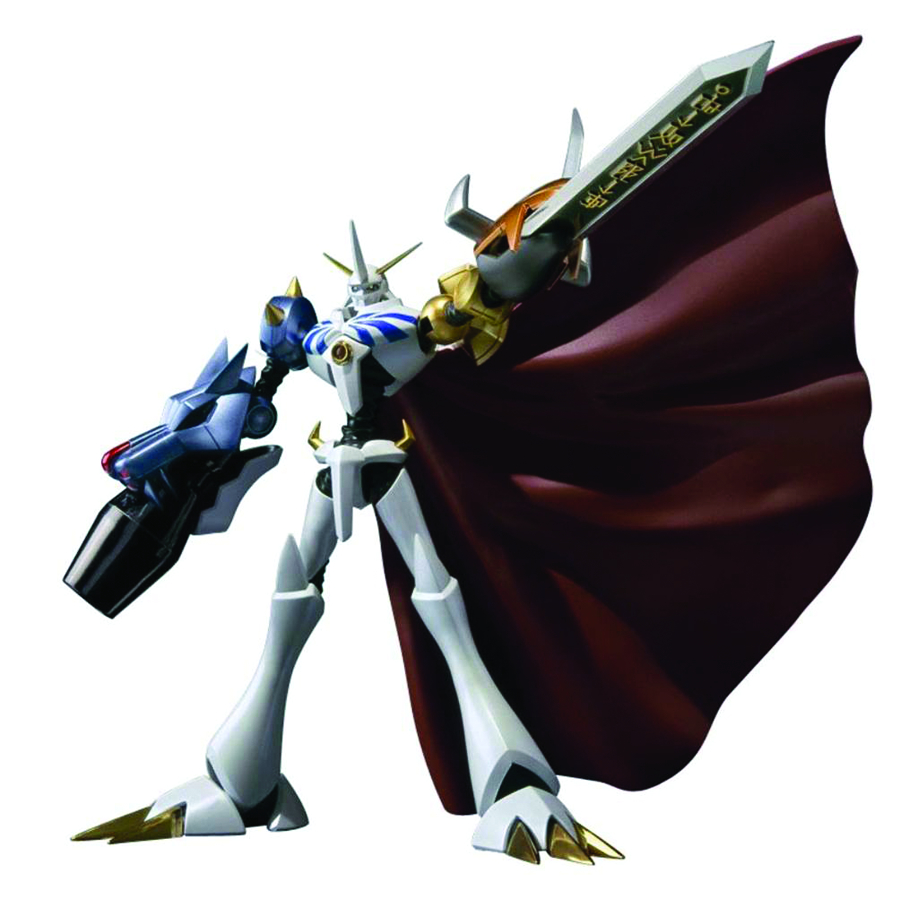DIGIMON ADVENTURES OMEGAMON D-ARTS AF