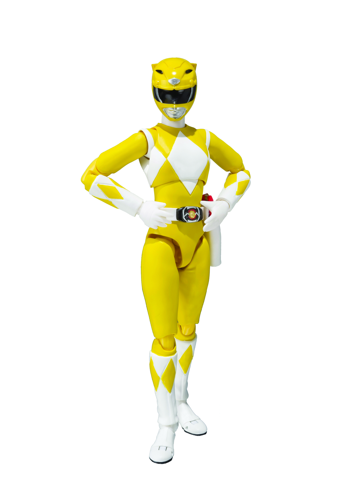 MMPR YELLOW RANGER S.H.FIGUARTS AF