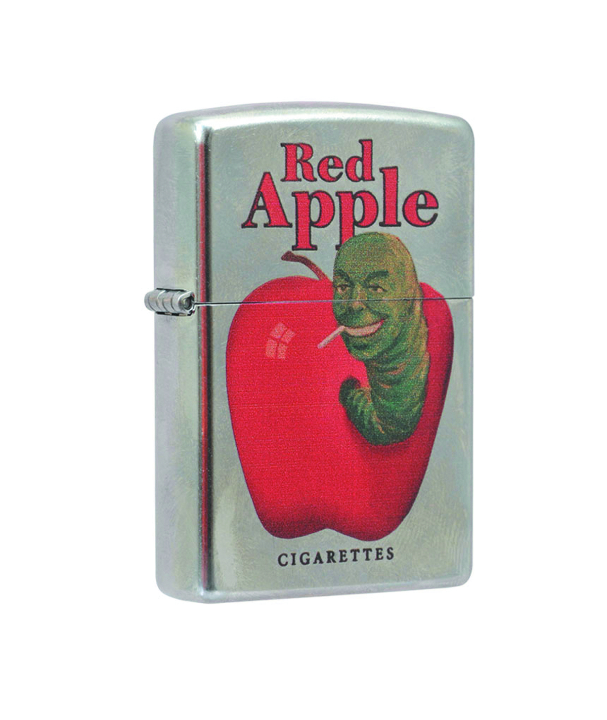 may142226 pulp fiction red apple zippo lighter previews world