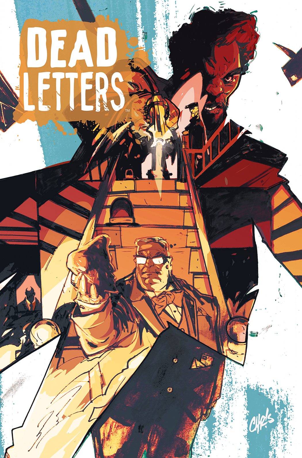 DEAD LETTERS #2
