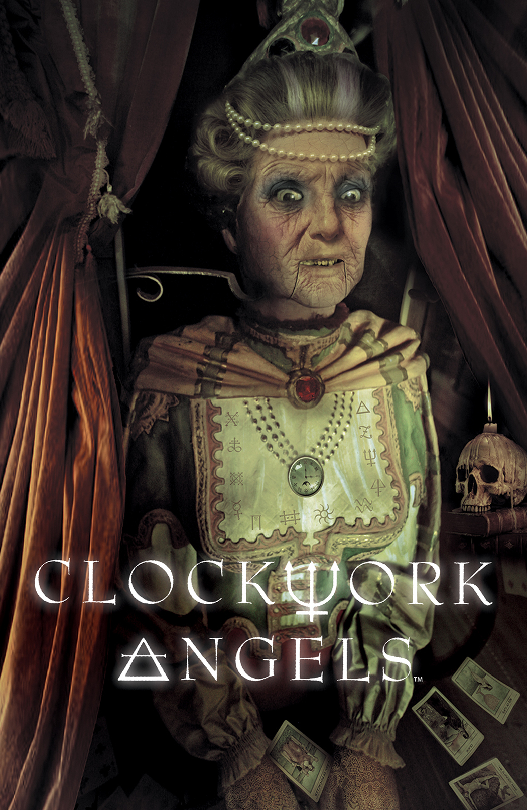 RUSH CLOCKWORK ANGELS #3