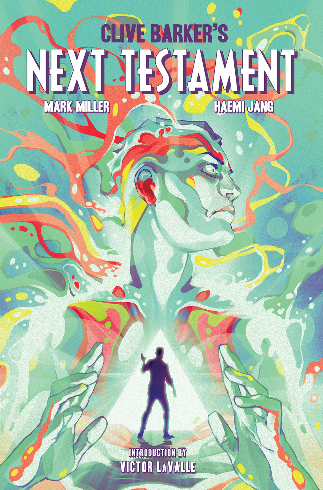 CLIVE BARKERS NEXT TESTAMENT TP VOL 01