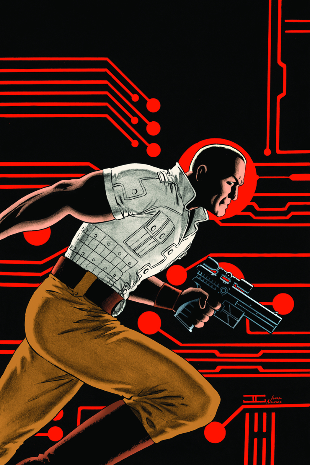 DOC SAVAGE #6 CASSADAY VIP INCV