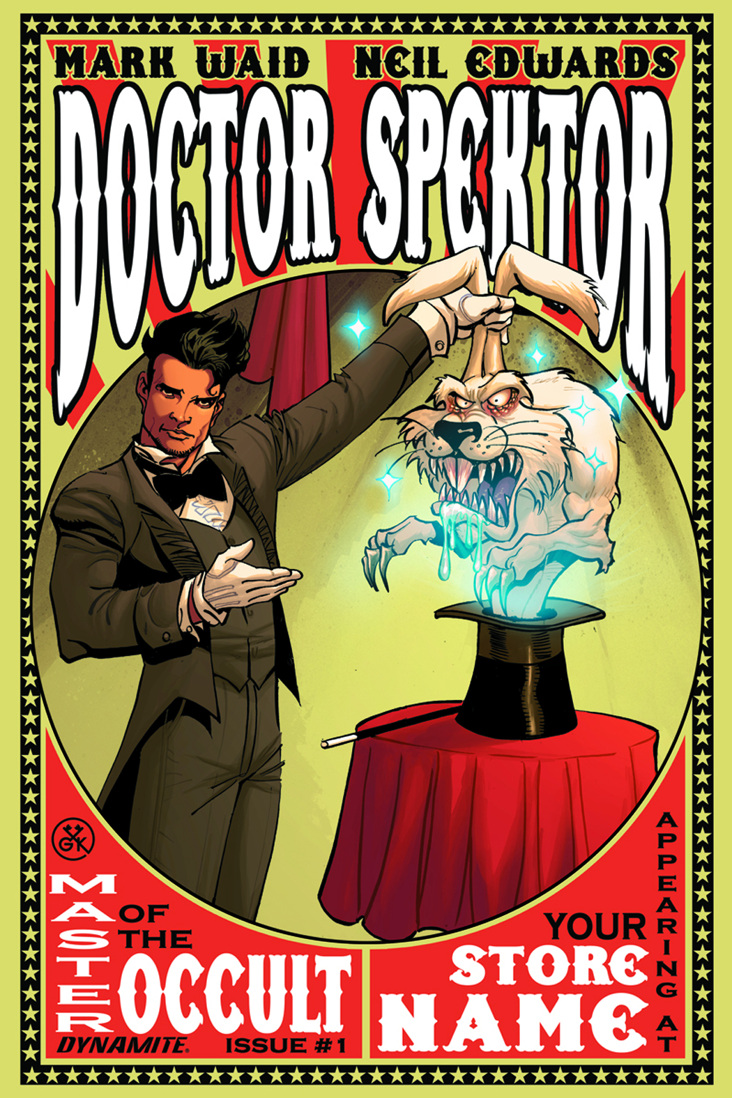 DOCTOR SPEKTOR #1 RETAILER SHARED EXC VAR