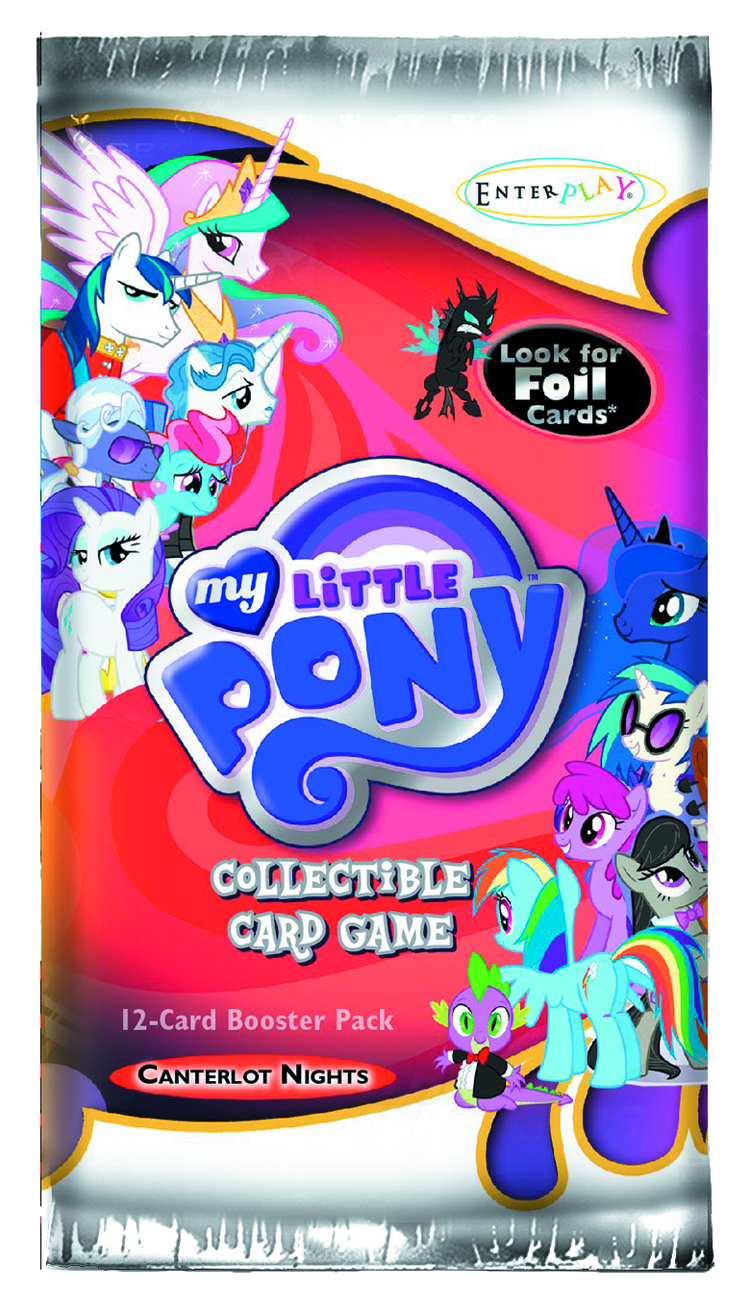 MLP CCG CANTERLOT NIGHTS BOOSTER DIS