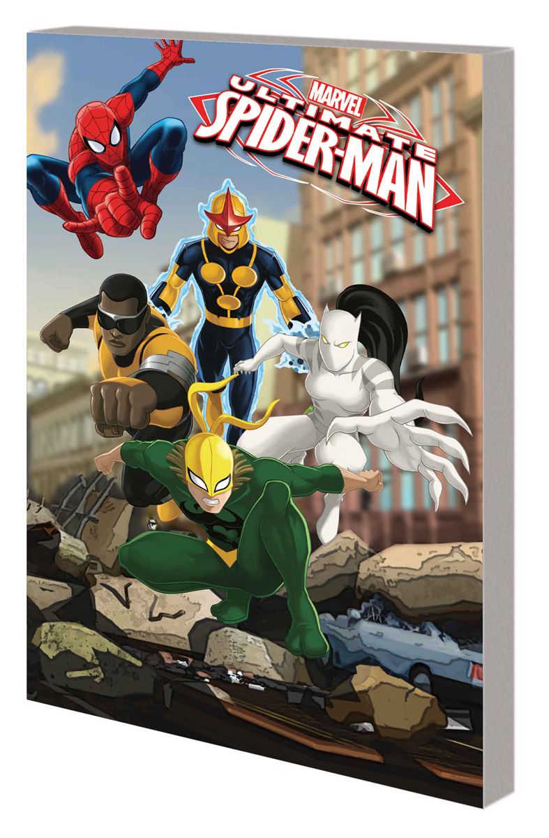 MARVEL UNIVERSE ULT SPIDER-MAN DIGEST TP VOL 06