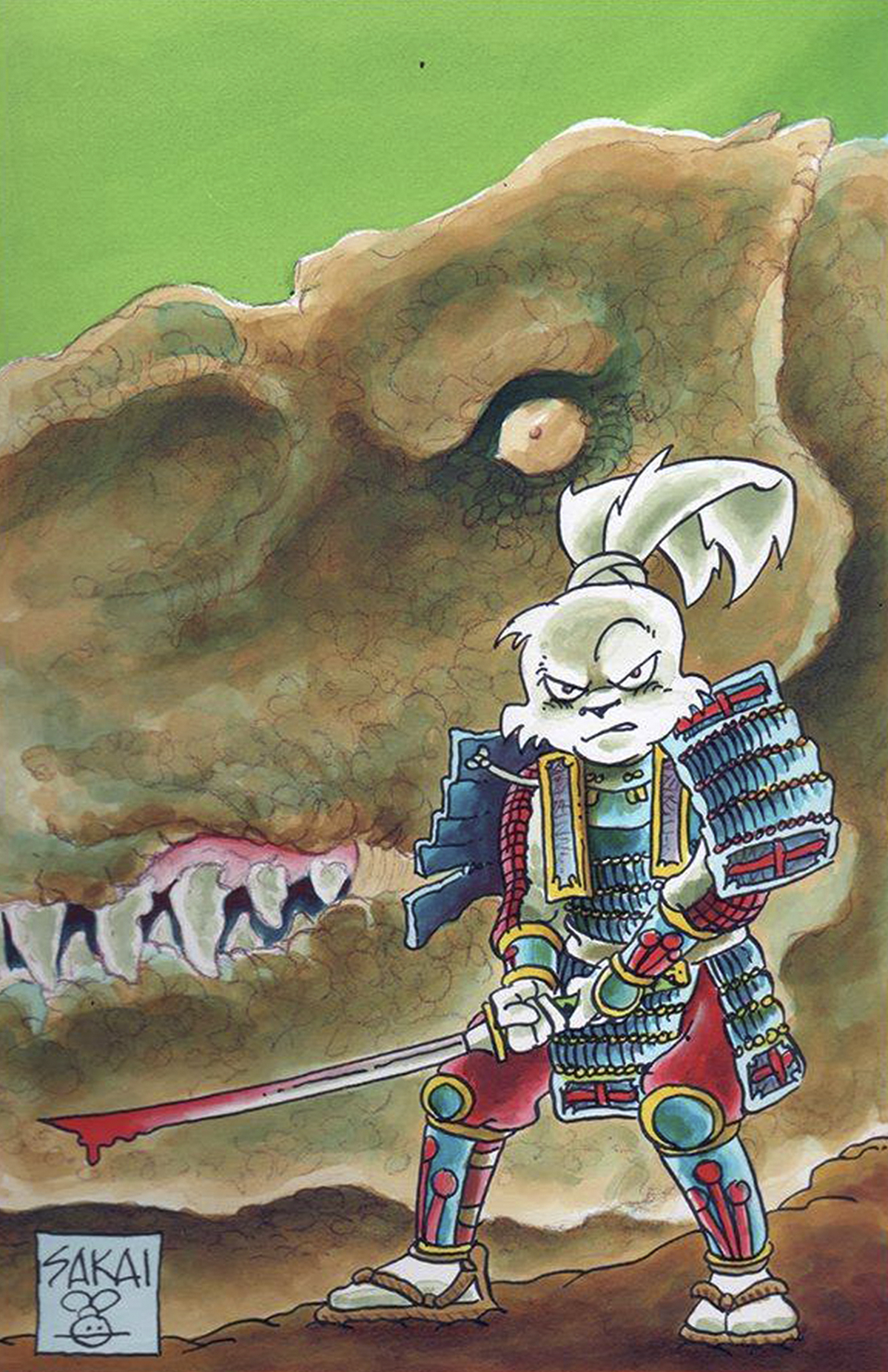 SAKAI PROJECT HC 30 YEARS USAGI YOJIMBO