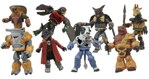 BATTLE BEASTS MINIMATES SER 2 ASST