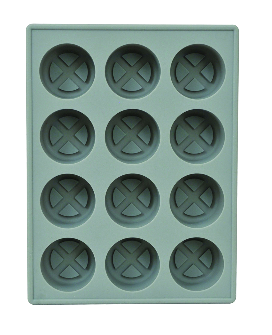 MARVEL X-MEN LOGO SILICONE TRAY