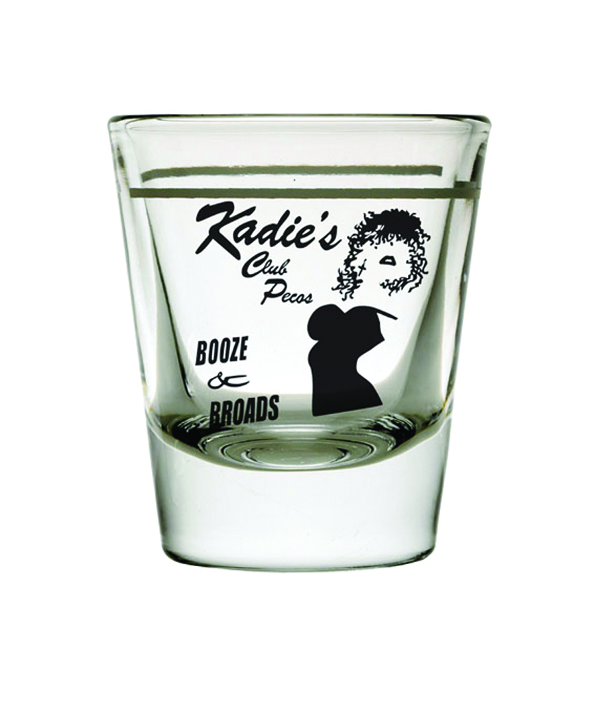 SIN CITY KADIES CLUB SHOT GLASS