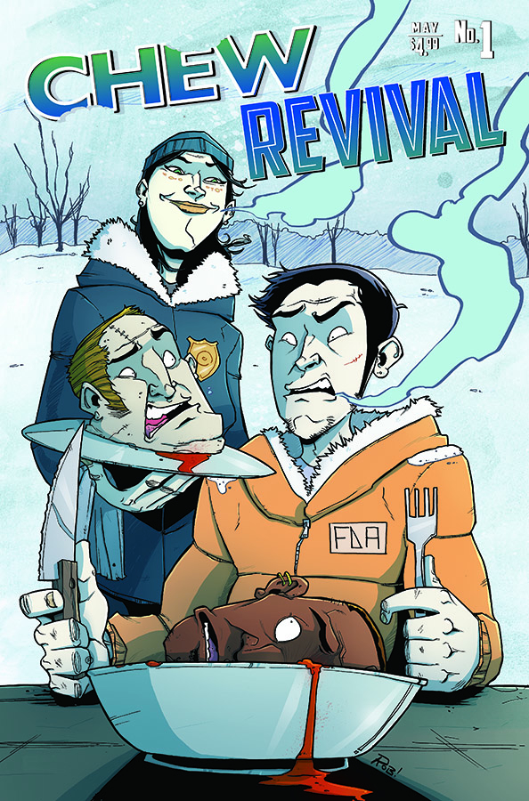 CHEW / REVIVAL #1