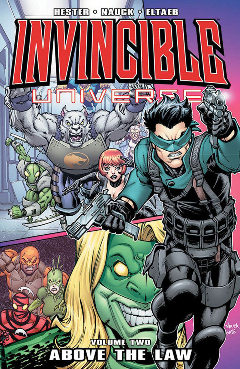 INVINCIBLE UNIVERSE TP VOL 02 (MAR140542)