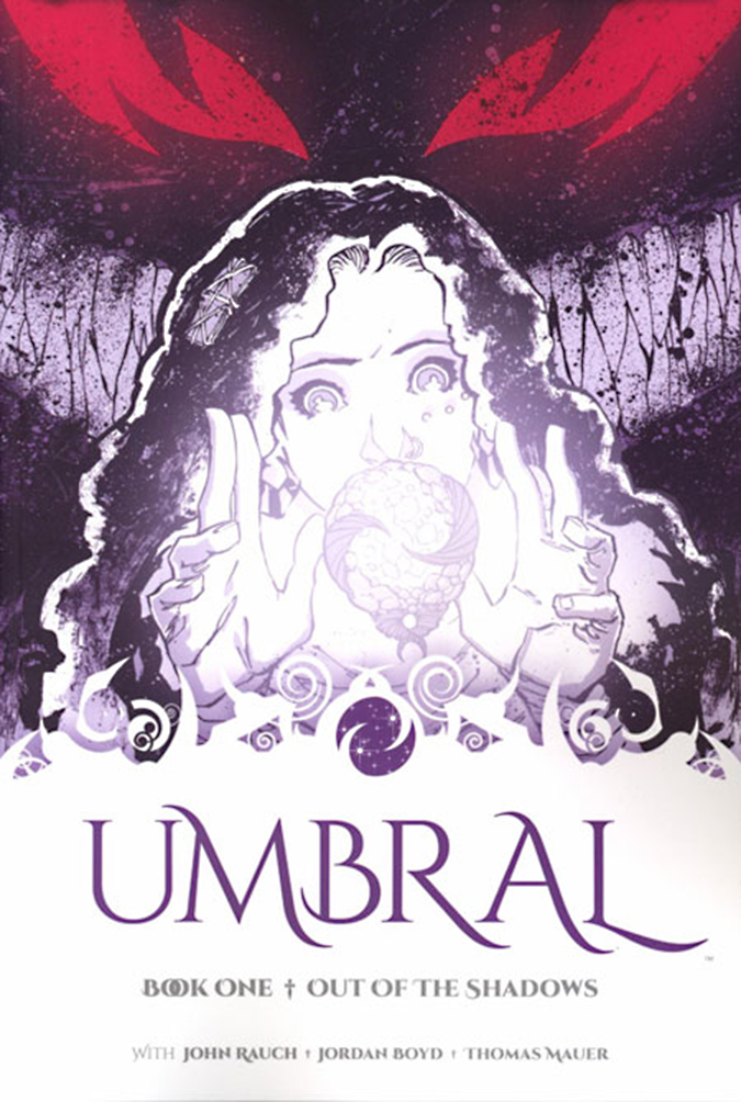 UMBRAL TP VOL 01 OUT OF SHADOWS
