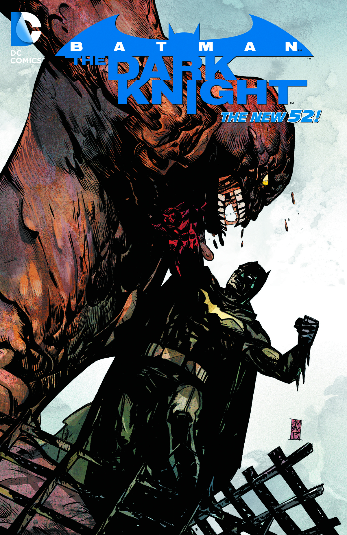 BATMAN DARK KNIGHT HC VOL 04 CLAY
