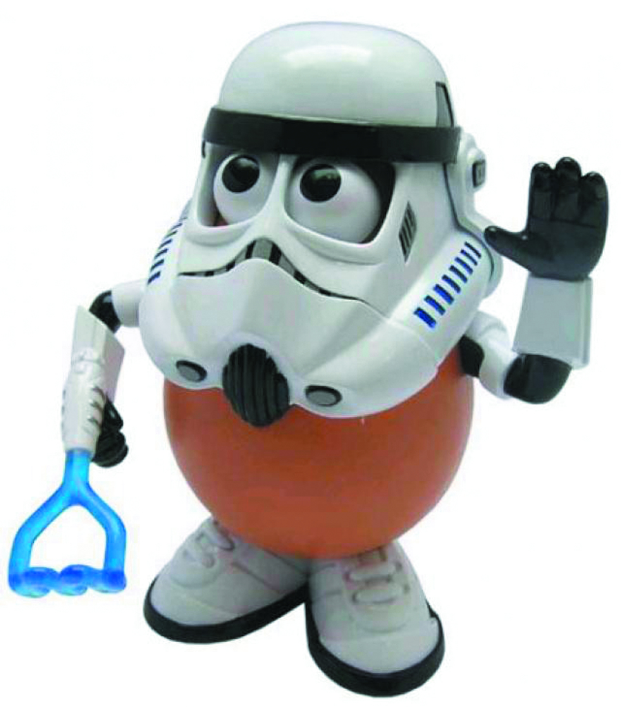 MR POTATO HEAD STAR WARS STORMTROOPER